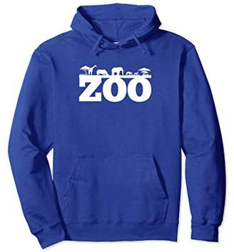 Zoo life Animals Nature Lovers Funny Hoodie Gift
