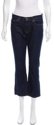 J Brand Gigi Mid-Rise Jeans
