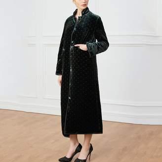Black Label Desiree Long Robe