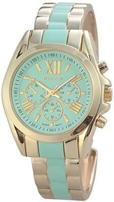 Excellanc Women's Quartz Watch with different materials 150906000010