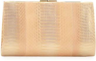 Nancy Gonzalez Colette Exposed Frame Clutch Bag