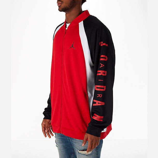 Nike Men's Jordan Sportswear Jumpman Track Jacket