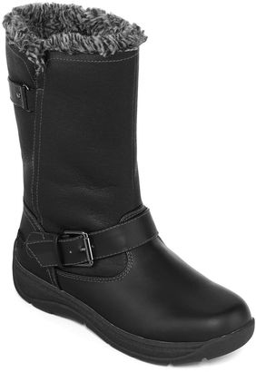 Totes Ashley Mid-Rise Winter Boots $69.99 thestylecure.com