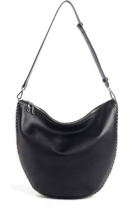 Paco Rabanne Calfskin Leather Hobo