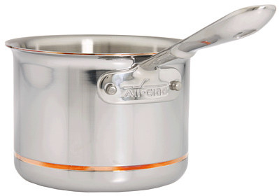 All-Clad Copper-Core 2 Qt. Sauce Pan With Lid