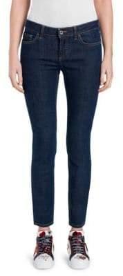 Dolce & Gabbana Slim Mid-Rise Jeans