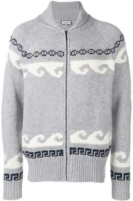 Paul & Joe zipped sweater