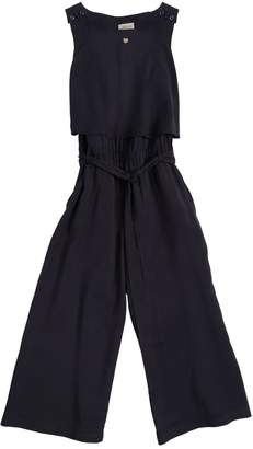 Armani Junior Sleeveless Viscose Jumpsuit