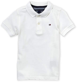 Tommy Hilfiger Boys 4-7) Solid Pique Polo