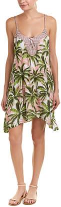Sperry Palm Swing Dress