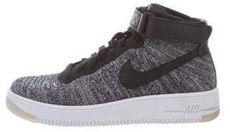 Nike Force 1 Flyknit Sneakers