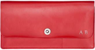 Corban & Blair Basics Red Travel Wallet