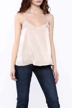 Ark & Co Ruffle Back Top