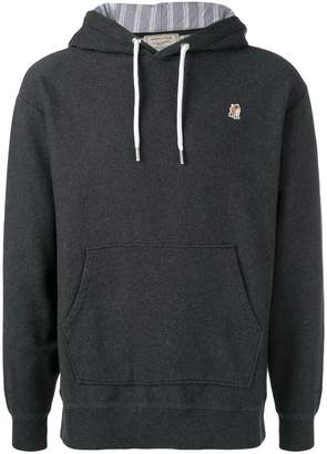 MAISON KITSUNÉ loose-fitted hoodie