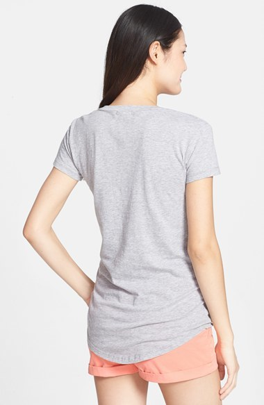 Women's Lamade V-Neck Pocket Tee 2