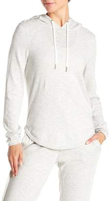 Peony and Me Oversized Knit Pullover Hoodie