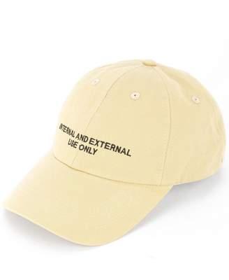 Ground Zero embroidered baseball cap
