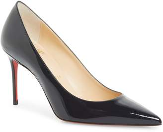 Christian Louboutin Decollete Pointy Toe Pump