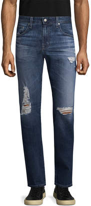 AG Jeans Adriano Goldschmied Matchbox Slim Straight Pant