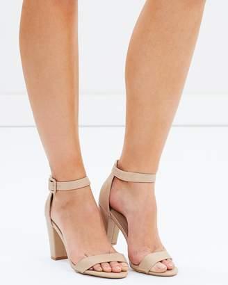 Spurr ICONIC EXCLUSIVE - Clara Block Heels