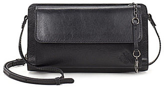 Patricia Nash Heritage Collection Azario Organizer Cross-Body Wallet $129 thestylecure.com