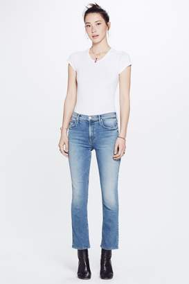Mother Dutchie Ankle Jeans