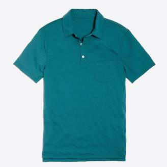 J.Crew Factory Performance polo shirt