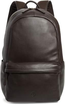 Timberland Tuckerman Leather Laptop Backpack