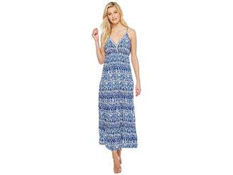 Karen Kane Tiered Maxi Dress Women's Dress