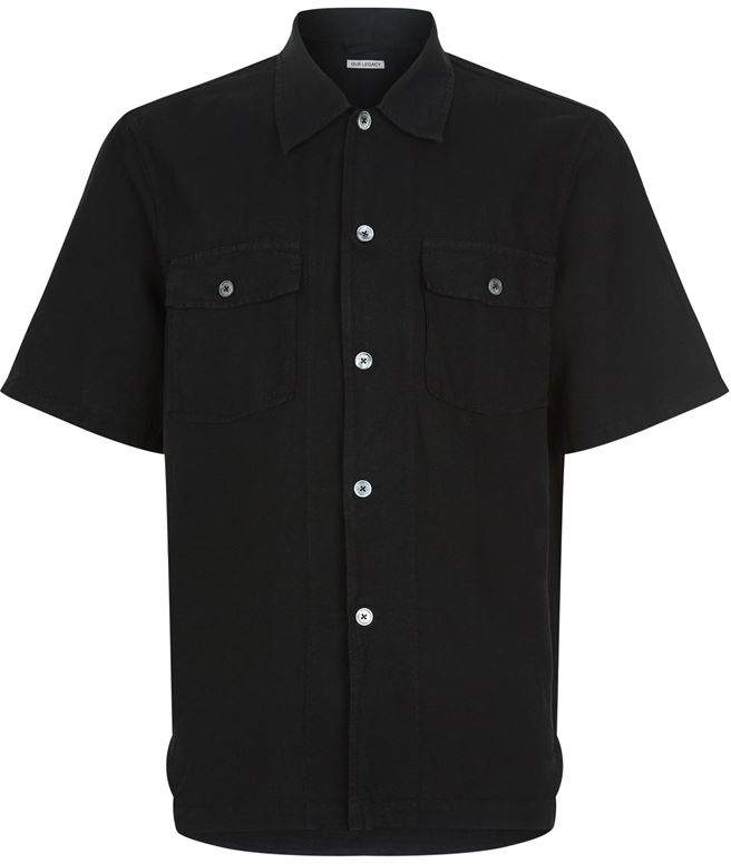 Chamois Short Sleeve Shirt