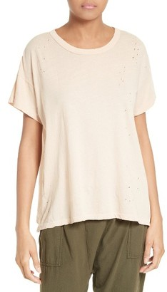 Women's The Great. The Boxy Crew Tee $105 thestylecure.com