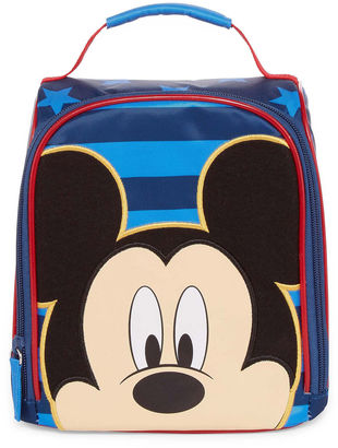 DISNEY Mickey Lunch Tote $20 thestylecure.com