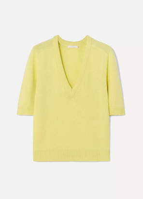 Chloé Cashmere Sweater - Yellow
