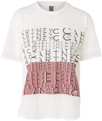 adidas by Stella McCartney Adidas By Stella Mc Cartney Logo t-shirt