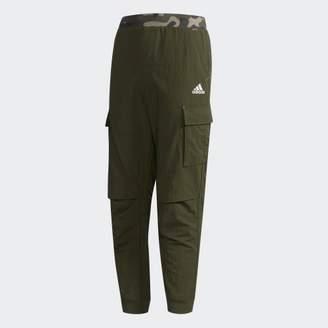 adidas (アディダス) - B adidasDAYS ウーブン パンツ