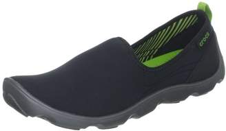 Crocs Women's Duet Busy Day Skimmer Shoe,(5 US)