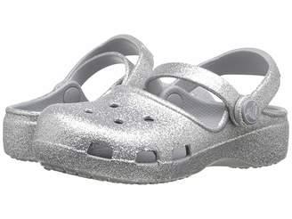 Crocs Karin Sparkle Clog (Toddler/ Little Kid)