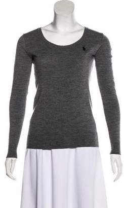 Ralph Lauren Sport Wool Knit Sweater
