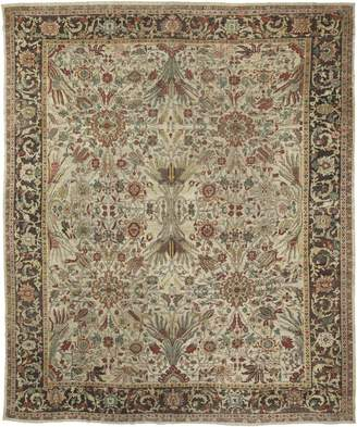 """Sultanabad ABC Home Antique Wool Rug - 15'2""""x18'2"""""""