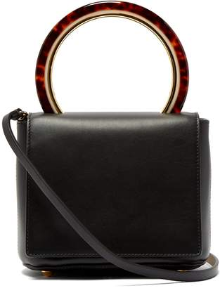 Pannier Large Leather Tote - Red Marni MEsJA8