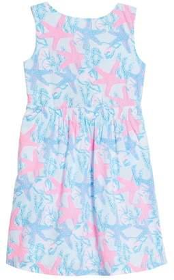 Vineyard Vines Sleeveless Print Dress