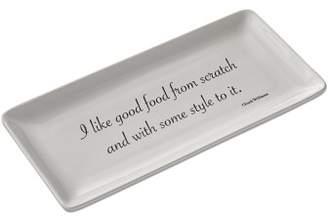 Williams-Sonoma Williams Sonoma Chuck's Quote Spoon Rest, Food