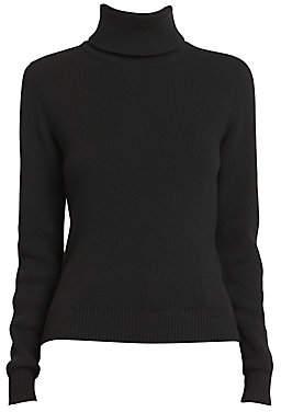 Saint Laurent (サン ローラン) - Saint Laurent Women's Cashmere Turtleneck Sweater