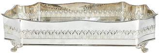 One Kings Lane Vintage Silver-Plated Tray - La Maison Supreme
