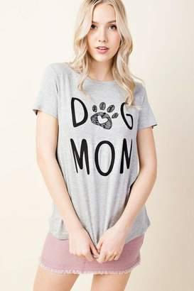 Honey Punch Dog Mom Shirt