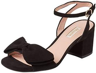 Dune Women's Merell Open Toe Sandals, (Black), 39 EU