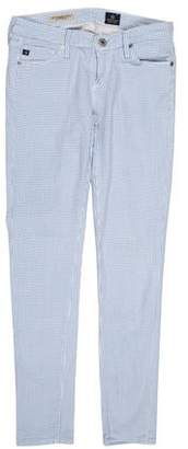 Adriano Goldschmied The Legging Ankle Low-Rise Jeans