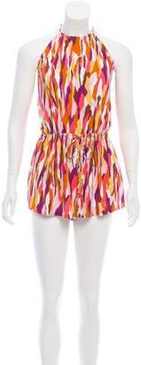 Missoni Mare Printed Cover-Up Romper