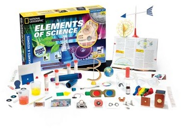 Boy's Thames & Kosmos 'Elements Of Science' Experiment Kit