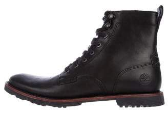 Timberland Leather Ankle Boots
